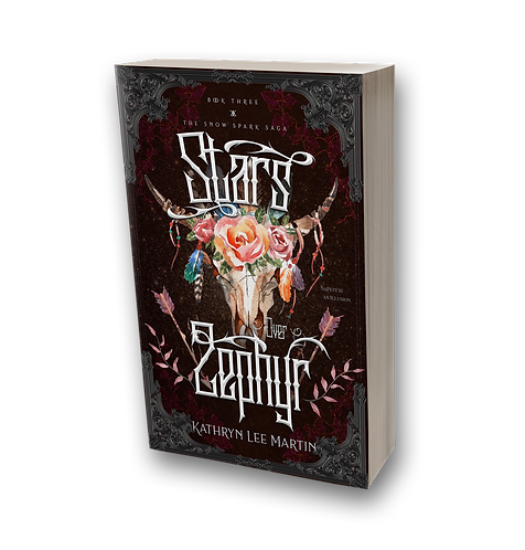 Stars Over Zephyr by Kathryn Lee Martin