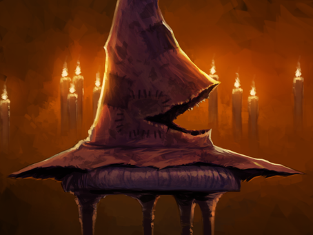 The Sorting Hat Houses Our Editors...