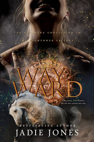 Wayward by Jadie Jones