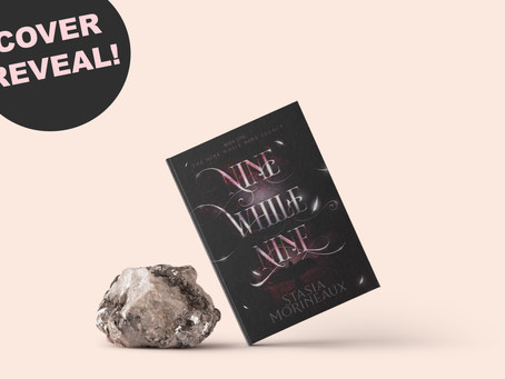 Cover Reveal: NINE WHILE NINE, A Gripping Dark Fantasy, A Dance With Death