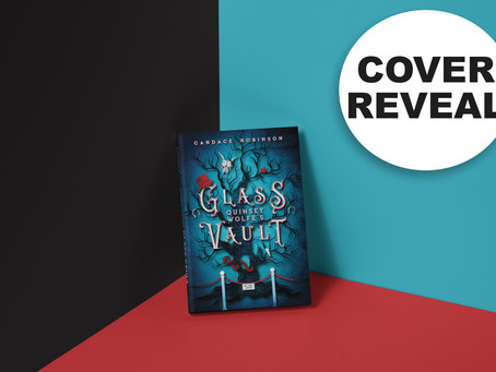 Cover Reveal: THE GLASS VAULT, Some See It...Some Don't...