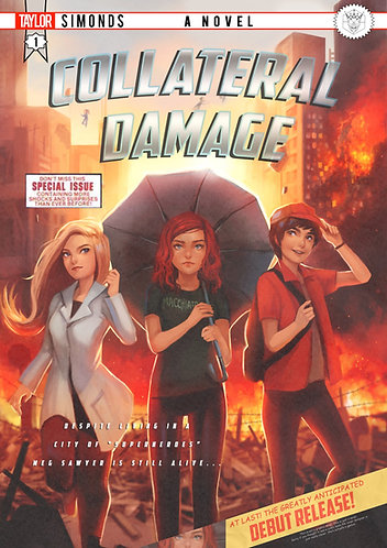 Collateral Damage by Taylor Simonds