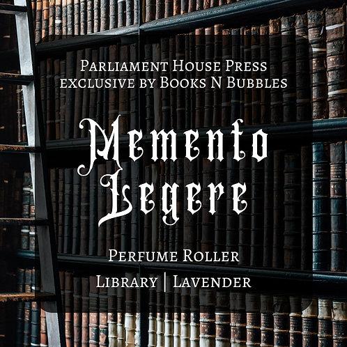 Memento Legere - Books n Bubbles Exclusive