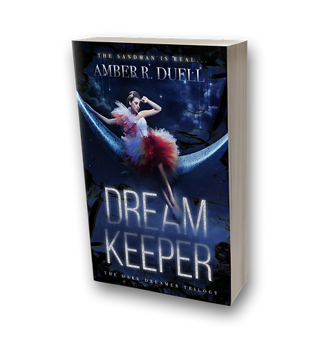 Dream Keeper by Amber R. Duell