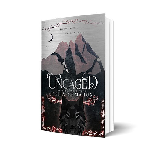 Uncaged by Celia McMahon