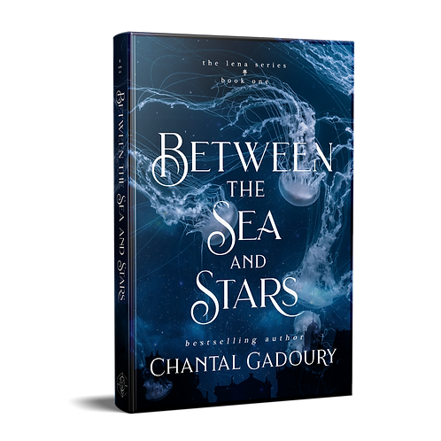 Between The Sea & Stars by Chantal Gadoury
