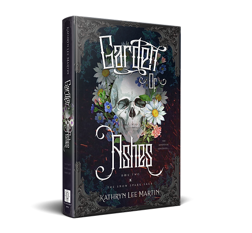Garden of Ashes by Kathryn Lee Martin