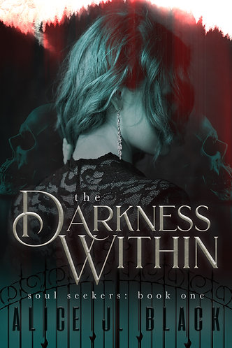 The Darkness Within by Alice J Black