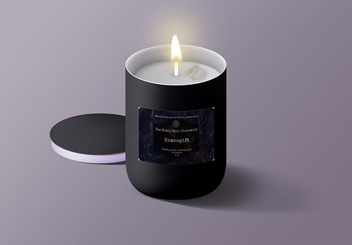 Hexengift 5 oz. Magic Reveal Candle