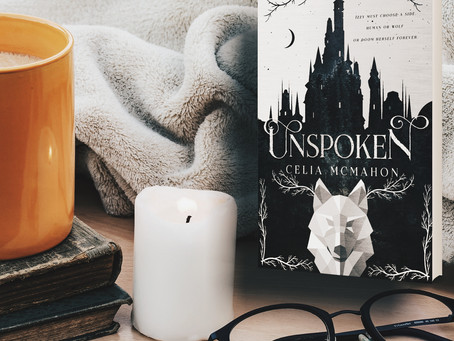 READ THE FIRST TWO CHAPTERS: Unspoken by Celia McMahon