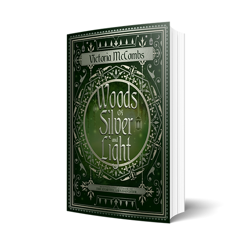 Woods of Silver and Light by Victoria McCombs