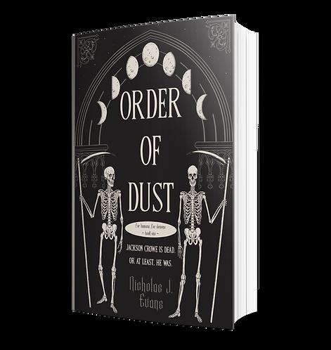 Order of Dust by Nicholas J. Evans