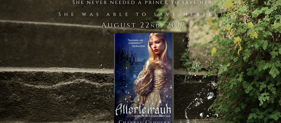 Author Chantal Gadoury Re-Introduces Allerleirauh!