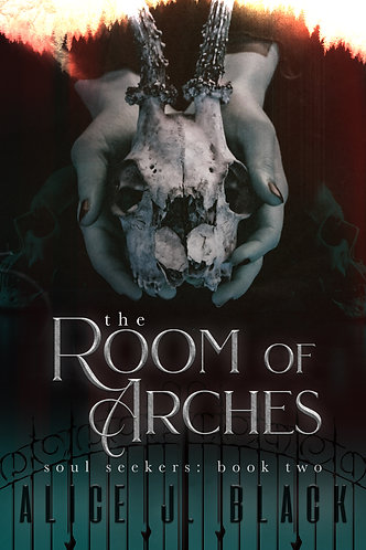 The Room of Arches by Alice J. Black