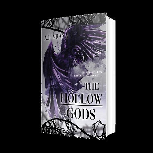 The Hollow Gods by A. J. Vrana