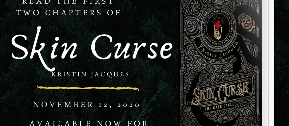 READ THE FIRST TWO CHAPTERS: Skin Curse by Kristin Jacques