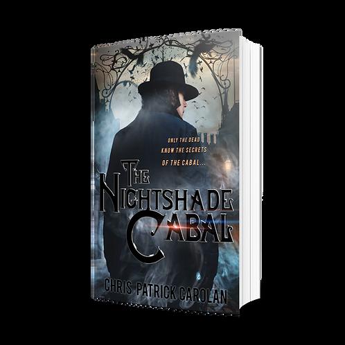 The Nightshade Cabal by Chris Patrick Carolan