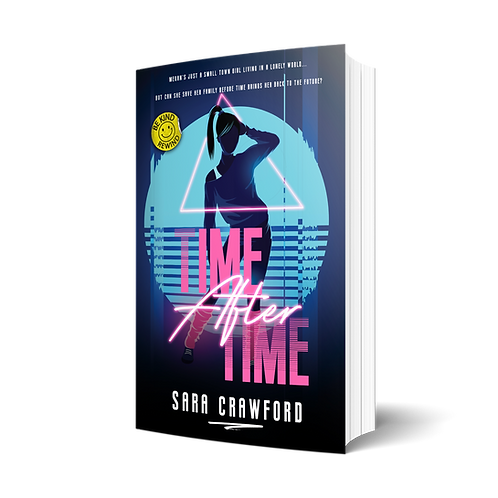 Time After Time by Sara Crawford