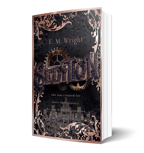 Sedition by E. M. Wright