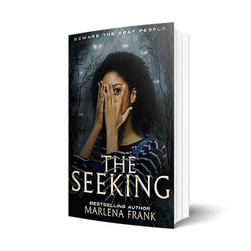 The Seeking by Marlena Frank