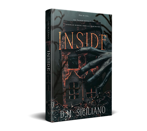 Inside by D.M. Siciliano