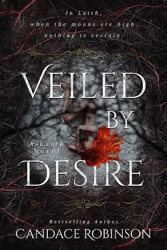 Veiled by Desire by Candace Robinson
