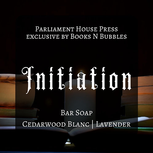 Initiation - Books n Bubbles Exclusive