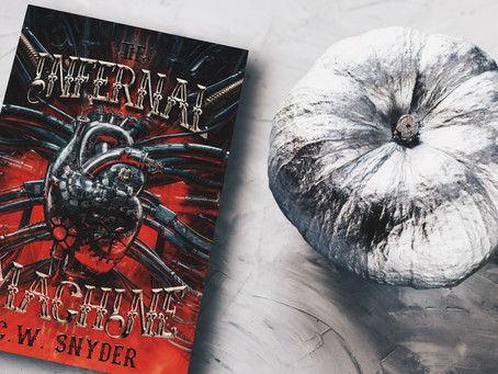 COVER REVEAL: The Infernal Machine by C.W. Snyder