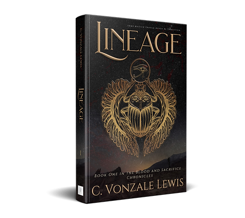 Lineage by C. Vonzale Lewis