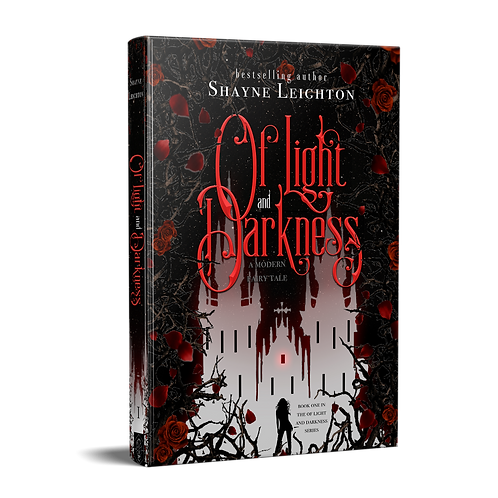 Of Light and Darkness by Shayne Leighton