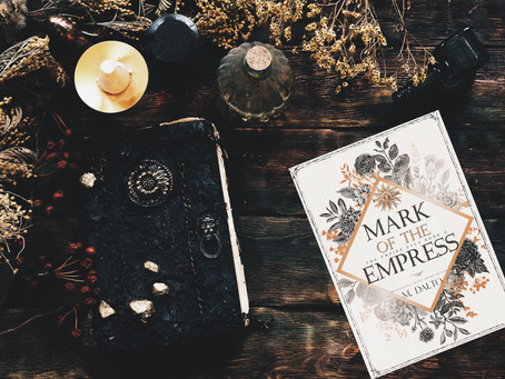 COVER REVEAL: Mark of the Empress by M. Dalto