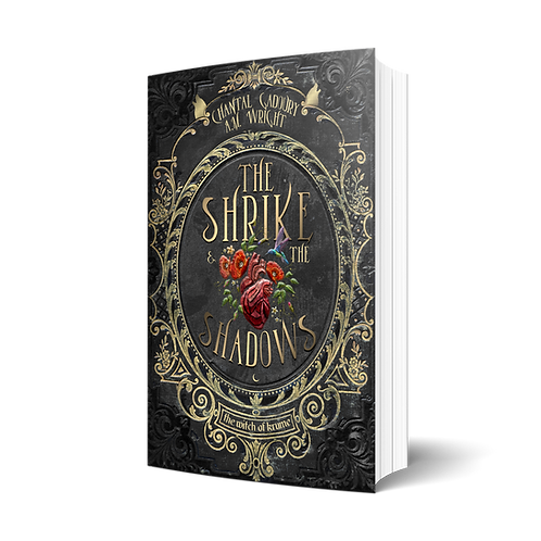 The Shrike and the Shadows by Chantal Gadoury & A.M. Wright