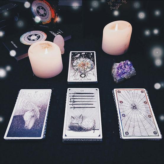 Archetype & Alchemy: A Tarot Reading for Aldor