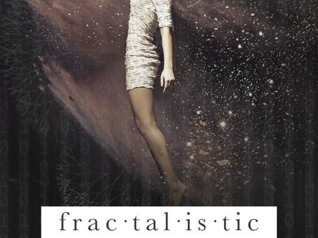 COVER REVEAL: Fractalistic by Gerardo Delgadillo