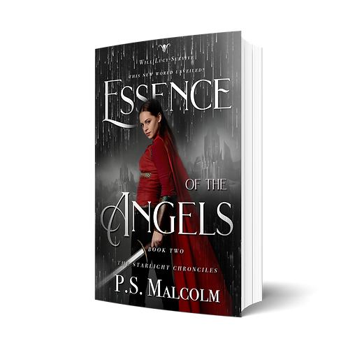 Essence of Angels by Pagan Malcolm