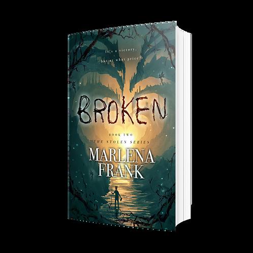 Broken by Marlena Frank