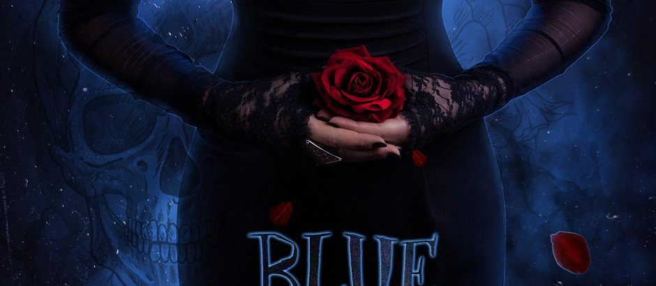 Blue Bottle Tree Cover Reveal