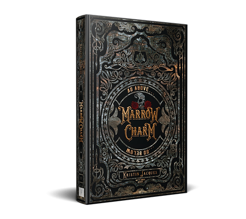 Marrow Charm by Kristin Jaques