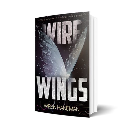 Wire Wings by Wren Handman