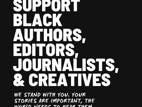 5 Black Literary Professionals to Support Right Now