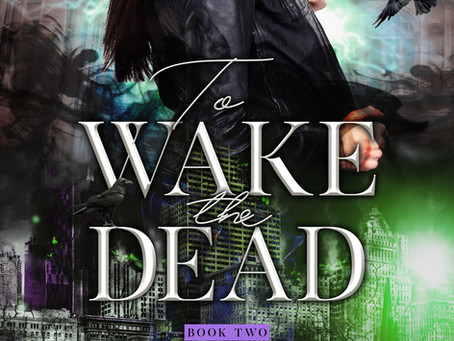 COVER REVEAL: Dead Dreamer's Sequel!