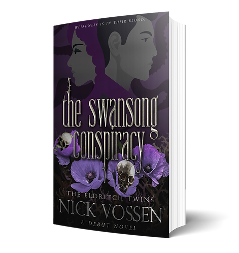 The Swansong Conspiracy by Nick Vossen