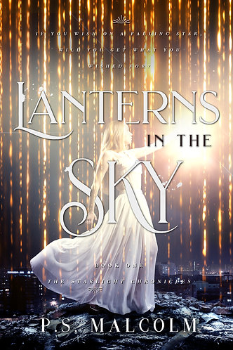 Lanterns In the Sky by Pagan Malcolm