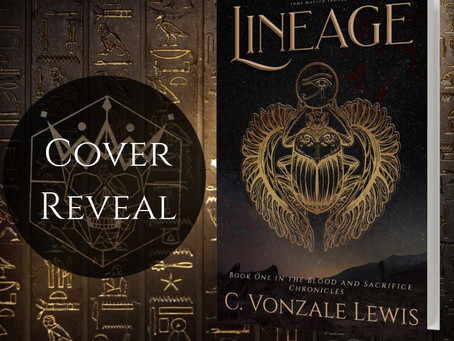 COVER REVEAL: Lineage by C. Vonzale Lewis