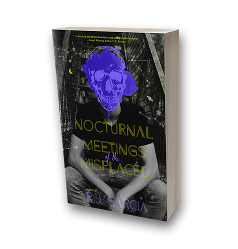 Nocturnal Meetings of the Misplaced by R.J.Garcia