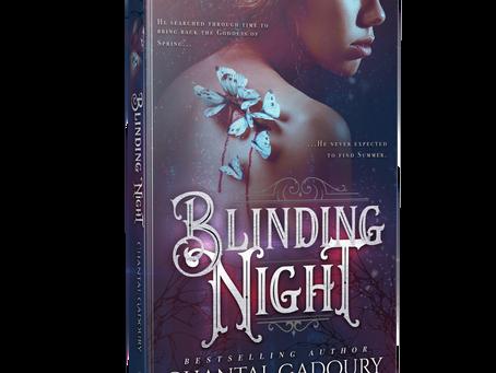 Deeper Into Dreams: Blinding Night