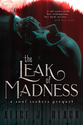 The Leak of Madness by Alice J Black