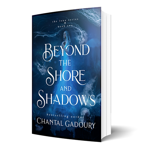 Beyond the Shore and Shadows by Chantal Gadoury