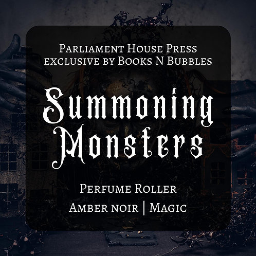 Summoning Monsters - Books n Bubbles Exclusive