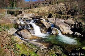 cascadas y rapidos